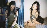 """ทั้งน่ารัก ทั้งเซ็กซี่ """"Mishima Risa"""" นางแบบญี่ปุ่น หวานใจ """"ปั้นจั่น ปรมะ"""""""
