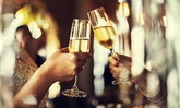 ทำความรู้จักวิธีดื่มแชมเปญกันเถอะ