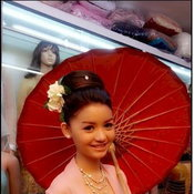 สาวพม่า