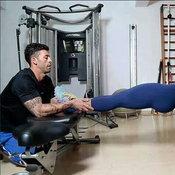 คู่รักออกกำลังกาย