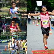 ลดน้ำหนักสู่นักวิ่ง