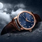 Mido Baroncelli Midnight Blue