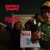 Levi's x Stranger Things
