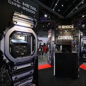 G-Shock Metal Face
