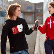 Coke X Lee