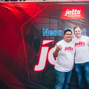 Jetts Neon Party at One Nimman