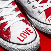 Converse Love Fearlessly