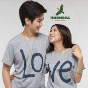 HORNBILL เสื้อคู่รัก