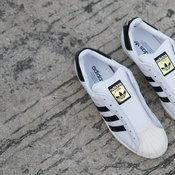 adidas Superstar Laceless