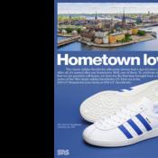Sneakersnstuff x adidas Originals Stockholm GT
