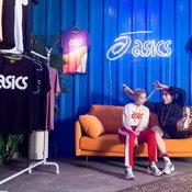 ASICS x KARD Live Virtual Event