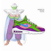 Dragonball Z x Nike