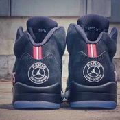 Jordan 5 High PSG