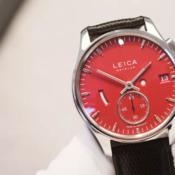Leica L1 รุ่นพิเศษสีแดง