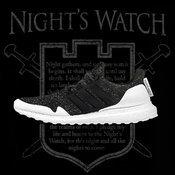 สีขาวสีประจำกลุ่ม Night's Watch