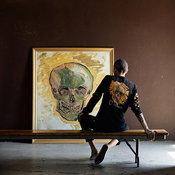 ภาพ Skull ของแวน โก๊ะ