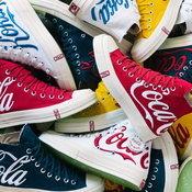 Kith x Coca-Cola และ Converse แคปซูลคอลเลคชันรุ่นพิเศษ