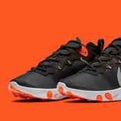 "Nike React Element 55 ""Halloween"""