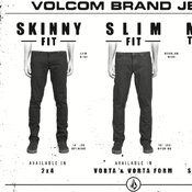 Volcom Jeans and Chinos