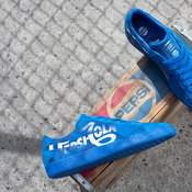 Pepsi x Puma Suede 50