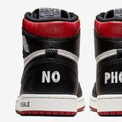 Air Jordan 1 Not For Resale