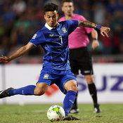 นักฟุตบอลทีมชาติไทย