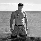 Royal Marines Go Commando Calendar 2014