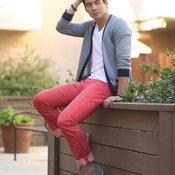 ผู้ชาย สีชมพู