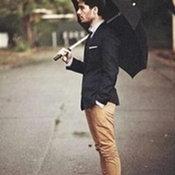 แฟชั่นกางร่มหน้าฝน