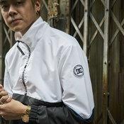 Tipton Water-Resistant Half-Zip Track Jacket