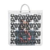 COMME des GARCONS Monogram Market Bag