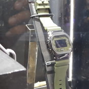 G-Shock Metal Face