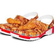 KFC X Crocs Bucket Clog