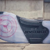 พื้นรองเท้า Jordan 5 High PSG