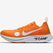 Nike Zoom Fly ในสไตล์รองเท้าฟุตบอล