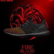 รองเท้าของตระกูล Targaryen มาพร้อมกันทีเดียวสองคู่