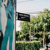 Nike Live Concept Store ใน LA