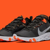 "Nike React Element 55 ""Halloween"""