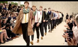 แฟชั่น Burberry Spring/Summer 2014