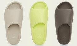 รองเท้าแตะตระกูล YEEZY SLIDE กลับมาอีกครั้ง ในโทนสีธรรมชาติทั้ง 3 คู่