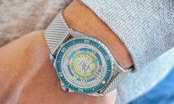 มิโด (Mido) เปิดตัวนาฬิการะดับตำนาน Ocean Star Decompression Timer 1961