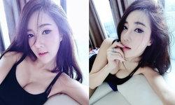 ส่องความเซ็กซี่ ถิงถิง พริตตี้ค่าตัวสูงอันดับต้นๆ ของไทย