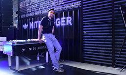 """อาดิดาส ออริจินอลส์ จัดงานเอ็กซ์คลูซีฟปาร์ตี้ เปิดตัวรองเท้าสุดล้ำ """"Nite Jogger"""""""