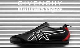 Givenchy X Onitsuka Tiger กับการคอลแลปส์กันครั้งแรก