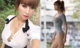 """สวยเซ็กซี่สวนทางอายุ """"ลูกตาล ชโลมจิต"""" ต้นตำรับนางแบบเซ็กซี่ของไทย"""