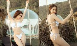 """Ngoc Trinh"" ปล่อยภาพเซ็ตใหม่ เซ็กซี่สมฉายา ""ราชินีชุดชั้นในแห่งเวียดนาม"""