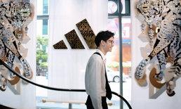 โตส-ปัญญวัฒน์ พิทักษวรรณ ศิลปินรุ่นใหม่ผู้นำศิลปะไทยไปโดนใจ อาดิดาส โกลบอล