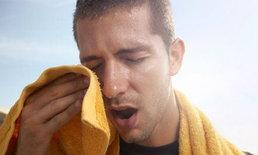 5 วิธีง่ายๆ ช่วยลดปัญหาเหงื่อออกเยอะช่วงหน้าร้อน