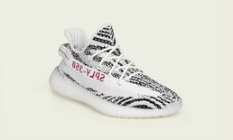 YEEZY BOOST 350 V2 WHITE / CORE BLACK / RED