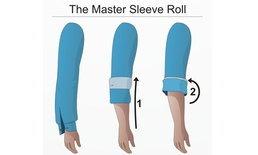 เทคนิคการพับแขนเสื้อเชิ้ต 5 สไตล์ที่ใช้ได้ทุกโอกาส